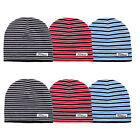 TITLEIST GOLF STRIPED BEANIE HAT 3 NEW COLOURS