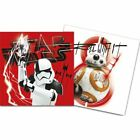 Star Wars The Last Jedi Childrens Birthday Party Tableware Decorations Trooper