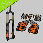 2018 new Fox 36  fork sticker MTB mountain bike front fork Decals for race