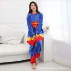 Superhero Pajamas Cosplay SpiderMan BatMan Kigurumi Sleepwear Halloweenv Onesie1