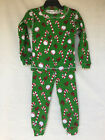 NEW Toddler 2 pc Unisex Candy Cane & Peppermint Christmas Pajamas/Loungewear