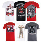STAR WARS Christmas T-Shirt - S,M,L,XL,XXL Tee Official Licensed $16.61 USD on eBay