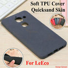 Quicksand Soft TPU Back Cover for LETV LeEco Le S3 Le2 Max 2 Pro 3 Phone Case