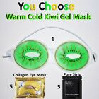 Gel Eye Mask Anti-Wrinkle hot cold face pad Collagen Under Eye Patches Skin Care
