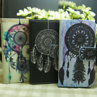 1x Fashion Dream Catcher Wallet Stander flip case cover for Huawei Phone