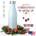 Stainless Steel Vacuum Thermos Insulated Travel Drink Mug Cup Flask Water Bottle