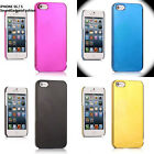 NEW iPHONE 5S & iPHONE 5 MIRROR EFFECT HARD PROTECTIVE PHONE CASE COVER