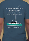 Harbor House Seafood Hatteras T shirt