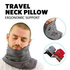 Portable Soft Comfortable Travel Pillow Proven Neck Support Sitting Nap AU