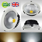 10W/20W/30W LED Commercial COB Down Light Ceiling Recessed Light Spot Light IP44