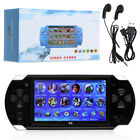 """4.3"""" Portable Handheld Video Game Console Player 8GB 32Bit Built-in 10000 Games"""
