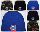 Chicago Cubs Beanie ~Premium Knit Hat ~CLASSIC MLB PATCH/LOGO ~4 Hot Colors ~NEW on Ebay