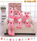 Newly Animation Pink Panther Stuffed Animals Plush Baby Doll Toys Birthday Gifts
