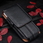 PU Leather Pouch Belt Clip Hook Loop Phone Case Cover Bag Holster For Ulefone