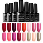 Multi-color Varnish Nail Art UV Gel Polish Soak Off Top Base Coat Gel UR SUGAR