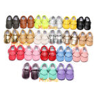 Fashion Baby Soft Sole Leather Shoes Toddler Infant Boy Girl Tassel Moccasin Lot