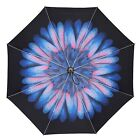Cute Travel Umbrella Auto Foldable Rain Windproof Umbrellas-Tested 55 MPH