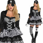 Plus Size Pirate Costume and Standard