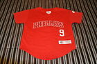 NWOT Philadelphia Phillies Domonic Brown Youth Jersey (XS,  S) T-Shirt Shirt Hat