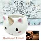 Novelty 3D Unicorn Cartoon Coffee Water Milk Ceramic Mug Tea Cup Cute Gift LOTFF