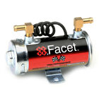 Facet FEP60SV GOLD-FLO Electric Fuel Pump 2.75-4 Psi, Includes Clamps/Fittings