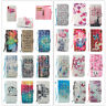 For Samsung Galaxy S8 / S8 Plus Cute Printing PU Leather Card Wallet Case Cover