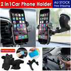 Universal Windshield Mount Car Holder Cradle For GPS Mobile Smart Phone