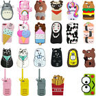 3D Cartoon Animals Soft Silicone Gel Rubber Cover Case Skin For iPhone 8 7
