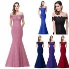 Babyonline Long Evening Party Formal Dress Bridesmaid Dresses Prom Ball Gown New