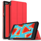 Folio Smart Magnetic Leather Case Cover for Lenovo Tab 7.0 Essential TB-7304F