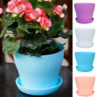 Flower Plant Pots For Plant Succulent Pot Small Planter Indoor/Outdoor 4 Sizes