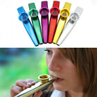 Kyпить Metal Kazoo Harmonica Mouth Flute Kid Party Musical Instrument Gift Collectibles на еВаy.соm