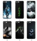 Call Of Duty Ghost WW2 Black OPS Zombie Game Gel/TPU Phone Back Case For iPhone