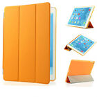 Slim Magnetic Leather Smart Cover Hard Back Case For Apple iPad Air 2 Mini 4 1 2