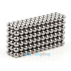 4mm 216pcs N42 Magnet Balls Magic Beads 3D Puzzle Ball Sphere Magnetic Kids Toy