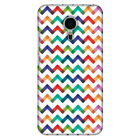 Chevron Chic 1 HARD Protector Case Snap On Slim Phone Cover Accessory