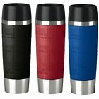 EMSA TRAVEL MUG GRANDE Thermobecher Soft Touch & Quick Press Isolierbecher 0,5L