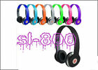 BUY 2 GET 1 SOLID BASS SL 800 HEADFONE FOR SAMSUNG NOKIA HTC IPHONE ETC 3.5MM