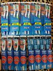 1x or 2x Oral-B Pro-Expert M 40 /35 Cross Action Anti Plaque Manual Toothbrushes