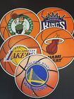 U Pick NBA Team Felt Basketball Shape Pennant 15x15 Warriors Lakers Celtics Heat on eBay