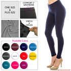 Women's Ultra Soft Solid and Patterned Leggings by Eevee **FREE SHIPPING**