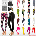 Women's Ultra Soft Premium Leggings (Patterned and Solid) **FREE SHIPPING**