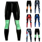 New Mens Sport Thermal Tight Compression Base Layer Pants Long Leggings Trousers