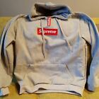 BEST PRICE Supreme Men's Unisex HOODIE Cotton Sweater Embroidered ALL COLORS XXL