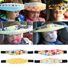 Cute Bab Kids  Head Support Stroller Car Seat Fastening Belt Sleep Safety Strap