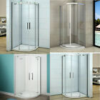 900x900mm Quadrant Shower Door Safety Glass Screen Enclosures Cubicle 1850/1950