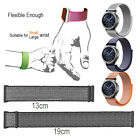 22MM Super Size LOOP Nylon Sport Watch Strap Quick Release Pin Band For Fossil Q