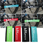 Mountain Bike Chain Cover Pad Protector Colorful Chainstay Bicycle Guard Cover