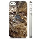Chewbacca Star Wars CLEAR PHONE CASE COVER fits iPHONE 5 6 7 8 X