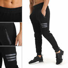 winter running pants - Winter Men's Sports Pants Slim Fit Running Joggers Casual Long Trouser Sweatpant